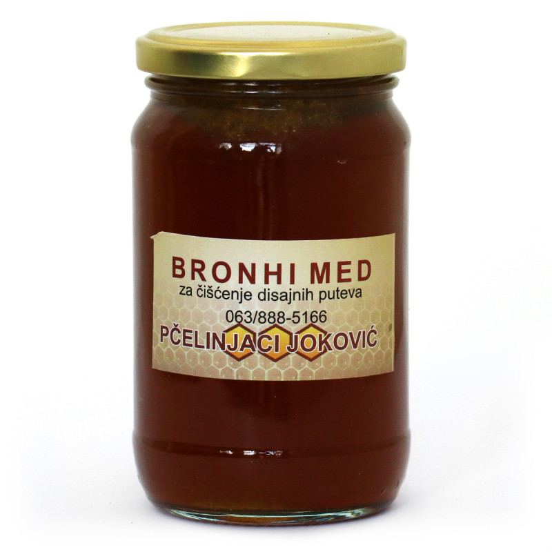 Bronhi med 0,5kg